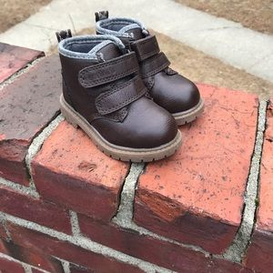 Carters toddler boots